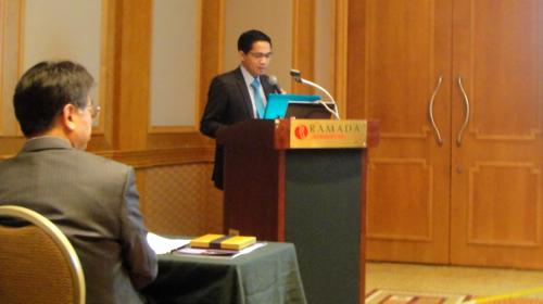 APCC 2012, Korea